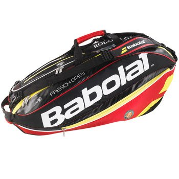 torba tenisowa BABOLAT TERMOBAG PURE AERO X6 Roland Garros 2015 / 751082