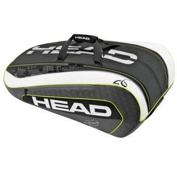 torba tenisowa HEAD DJOKOVIC 12R MONSTERCOMBI / 283076