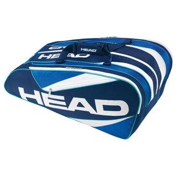 torba tenisowa HEAD ELITE MONSTERCOMBI / 283356 BLBL