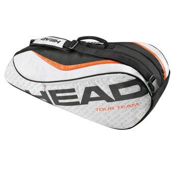 torba tenisowa HEAD TOUR TEAM COMBI / 283236 SIBK