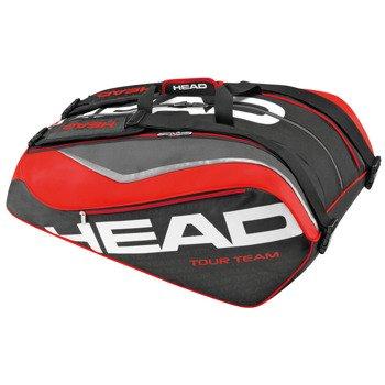 torba tenisowa HEAD TOUR TEAM MONSTERCOMBI / 283216 BK/RD