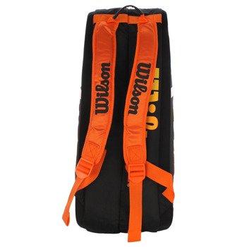 torba tenisowa WILSON BURN MOLDED 9R / WRZ841509