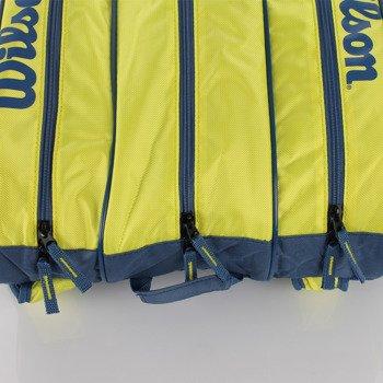 torba tenisowa WILSON BURN TEAM RUSH 12ER / WRZ841512
