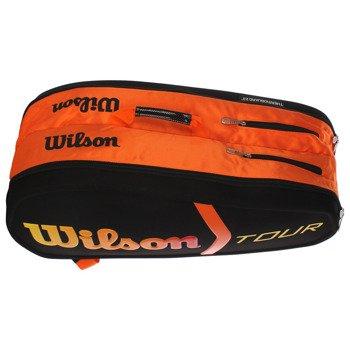 torba tenisowa WILSON BURN x 15 / WRZ841515