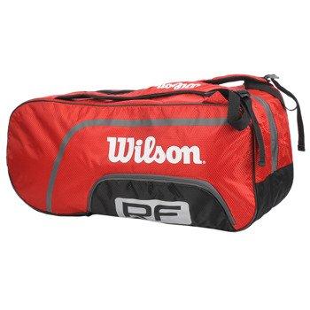 torba tenisowa WILSON FEDERER TEAM x 6 / WRZ833506