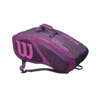 torba tenisowa WILSON TEAM II 12 PACK BAG / WRZ858612