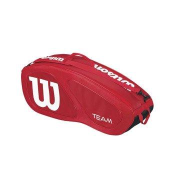 torba tenisowa WILSON TEAM II 6 PACK BAG / WRZ857606