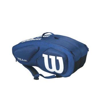 torba tenisowa WILSON TEAM II 9 PACK BAG / WRZ852609
