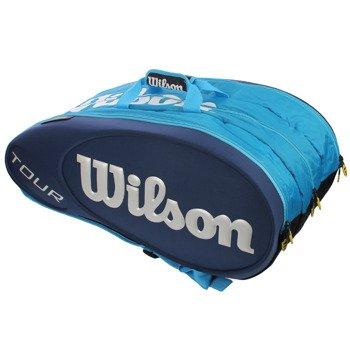 torba tenisowa WILSON TOUR MOLDED 15 PK