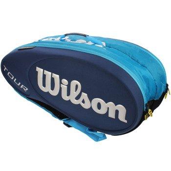 torba tenisowa WILSON TOUR MOLDED 9 PK