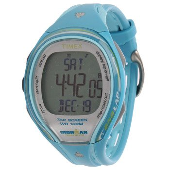 zegarek sportowy TIMEX IRONMAN SLEEK 250-LAP TAPSCREEN TECHNOLOGY - Pamięć 250 okrążeń