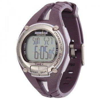 zegarek sportowy TIMEX TRIATHLON ROAD TRAINER + Monitor Pracy Serca / T5K213