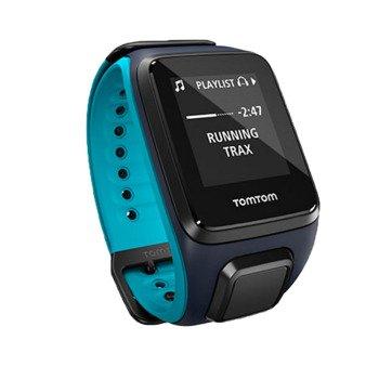 zegarek sportowy z funkcją GPS RUNNER 2 CARDIO + MUSIC LARGE + słuchawki / 1RFM.001.08